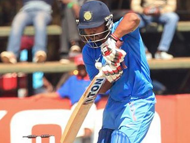 Team India_Zimbabwe Cricket Team_Toss_Ajinkya Rahane_