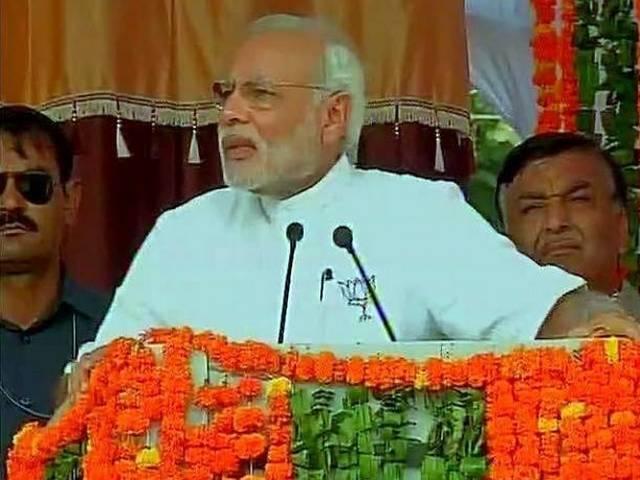 PM Modi scheduled to visit Varanasi today