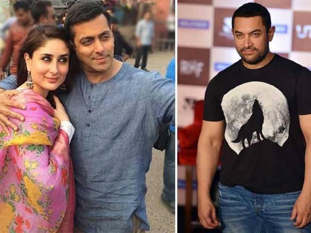 Can't wait to watch 'Bajrangi Bhaijaan': Aamir Khan