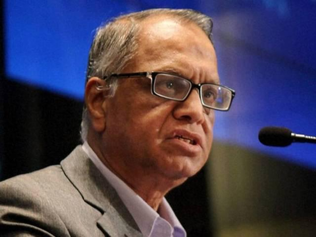 Narayana Murthy says 'no earth-shaking invention from India in 60 years, faces criticism