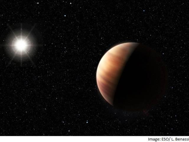 Jupiter's Twin Spotted Around Sun's Twin