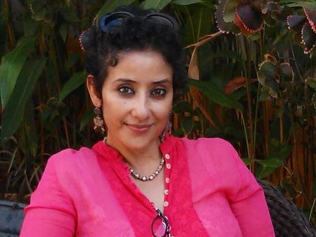 Manisha Koirala's Facebook account hacked