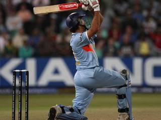 6 batsmen who have hit six sixes in an over