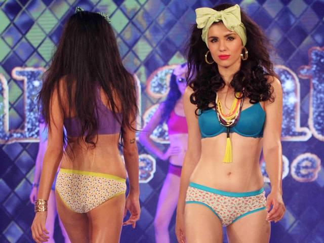 Mumbai: Amante Fashion show