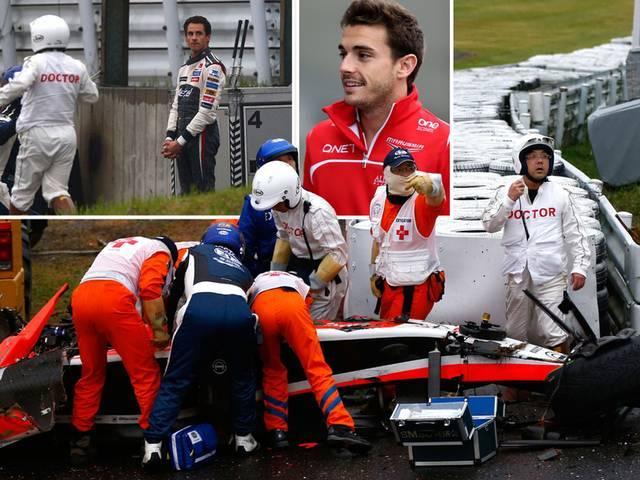 Formula One driver Jules Bianchi dies from crash injuries