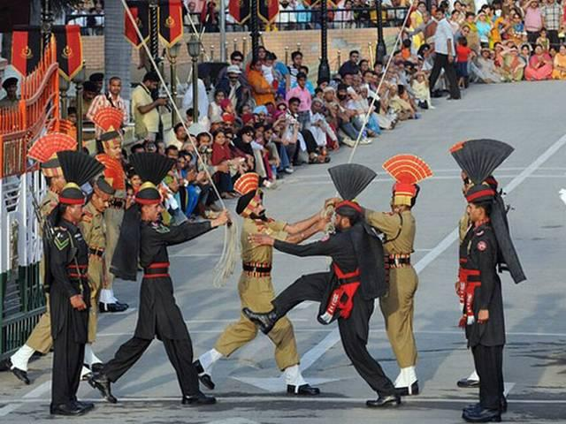Pak Rangers refuse to accept sweets from BSF on Eid