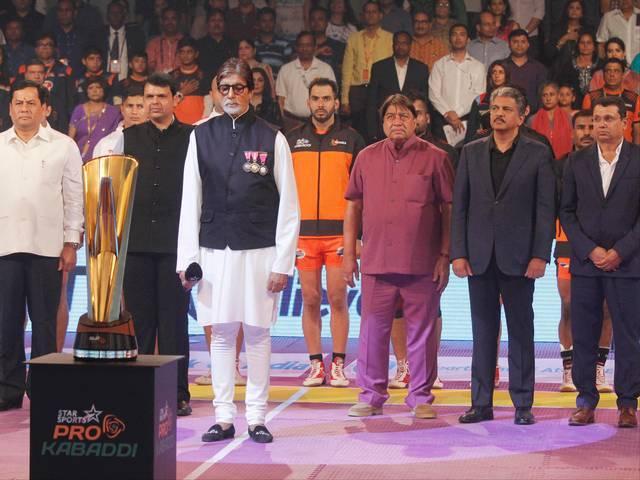 Pro Kabaddi League 2015 – Opening ceremony