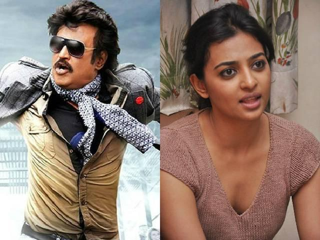 Radhika Apte Approached For Rajinikanth's Next?
