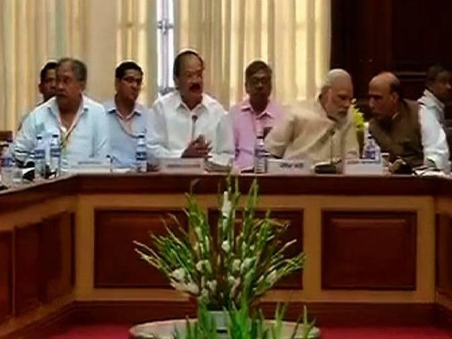 Monsoon session: All-party meet called by Venkaiah Naidu