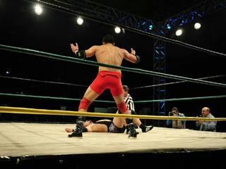 Sangram Singh_World Heavy Weight Championship_Last Man Standing_ WWP_Commonwealth Championship