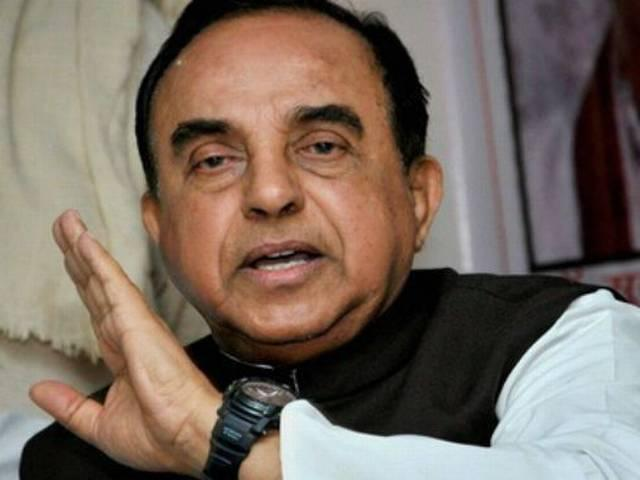 Swamy Asks Amit Shah to Call National Executive on Ram Temple