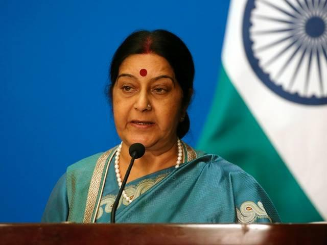 Sushma Swaraj Tweets About Big Reveal in Parliament on Congress Leader
