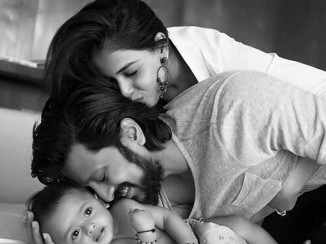 bollywood's young new dads