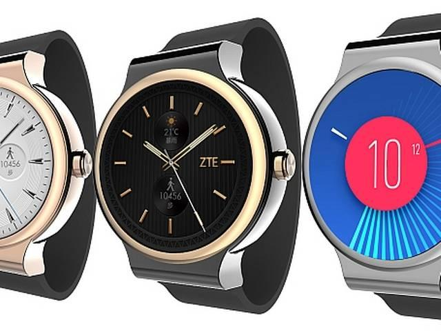 ZTE Launches Axon Lux Smartphone and Axon Watch