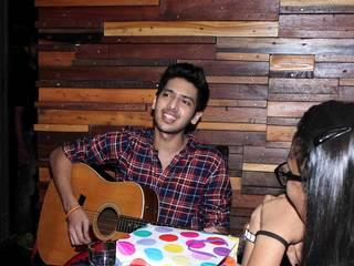 Mumbai: Armaan Malik 20th birthday celebration