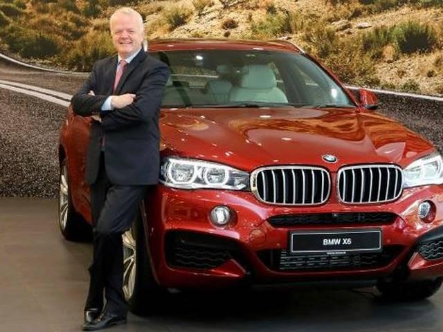 New BMW X6 Launched in India