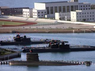 india lags behind china in the submarine race
