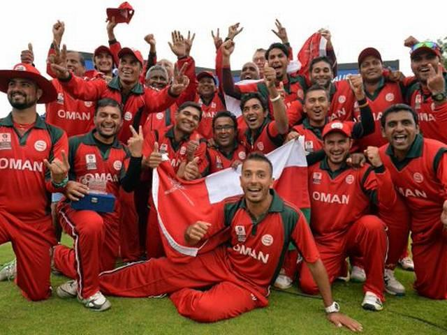 Oman secure World T20 spot with memorable win