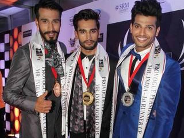 After party of Provogue Mr India 2015