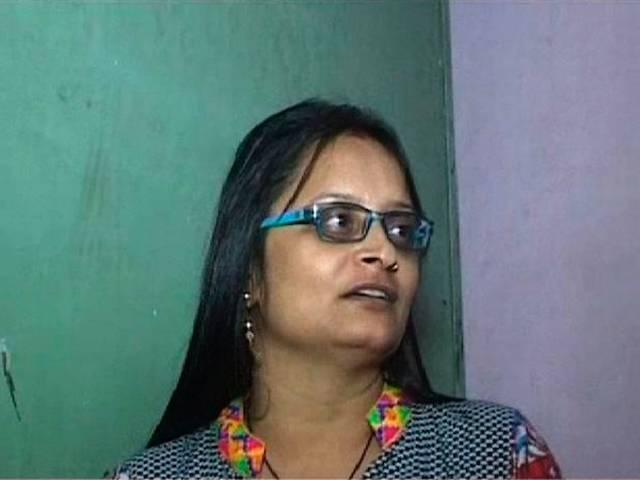Forensic expert and Vyapam whistle blower Prashant Pandey's wife detained