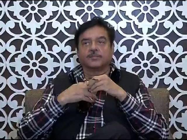 No political angle to meeting with Nitish, Shatrughan Sinha clarifies
