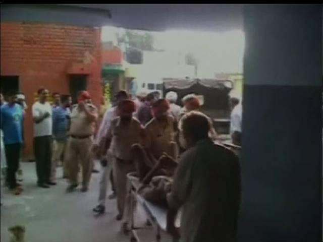 terrorist attack in punjab