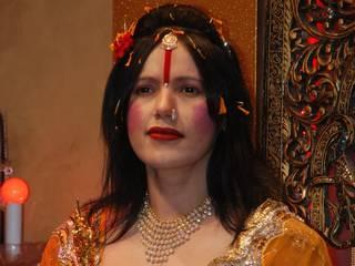 god woman radhe maa accused of harrasment and ruining married life