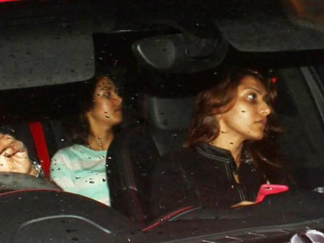 Shahid Kapoor And Mira Rajput Go Out On A Movie Date