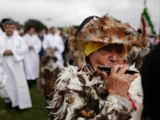 Paraguay Feather Festival