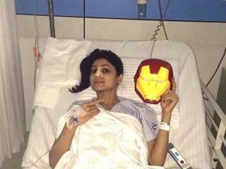 Shamita Shetty breaks her nose during 'Jhalak' rehearsals