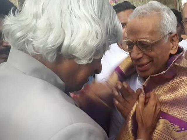 Former President APJ Abdul Kalam passes away