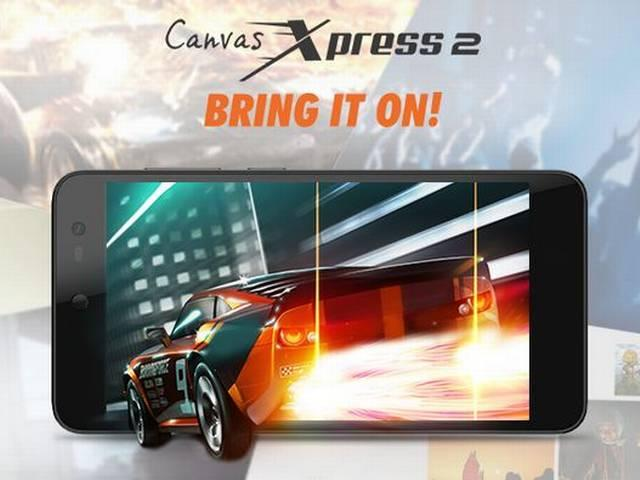 Micromax Canvas Xpress 2 launched