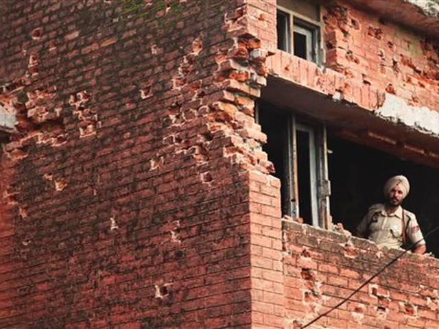 Arms, ammunitions like those used in attack in Samba: Wani