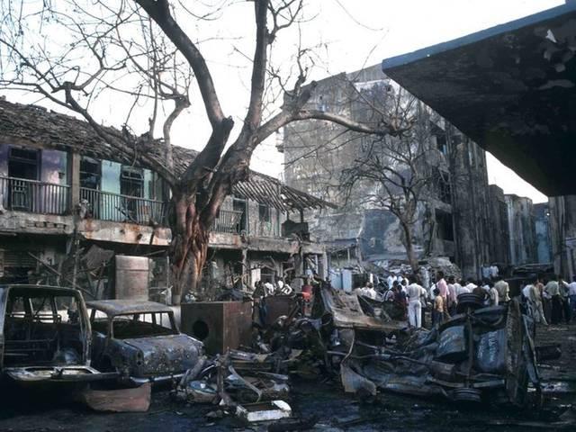 WHOLE STORY OF MUMBAI BLAST 1993