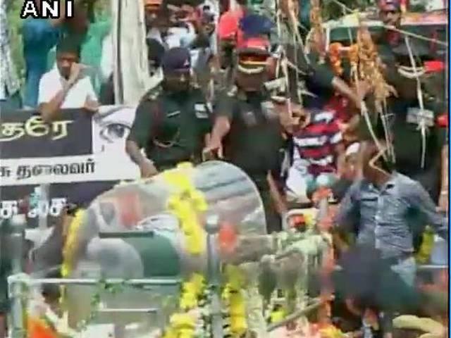 Rameswaram_Prime Minister_Narendra Modi_President_ India_Dr. A.P.J. Abdul Kalam