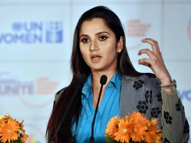 Sania recommended for Khel Ratna