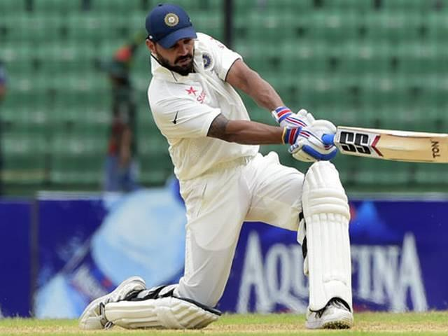 Murali Vijay doubtful for 1st Test at Galle