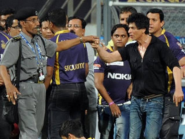 Shah Rukh Khan thanks MCA for ending Wankhede ban