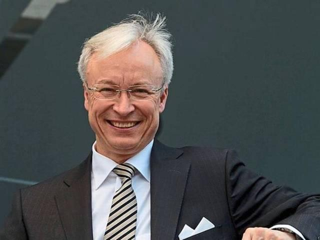 Roland Folger to lead Mercedes India, Kern for Europe