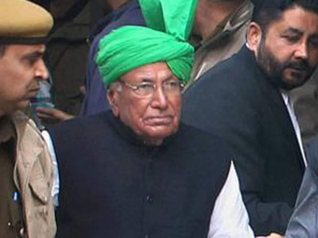 JBT scam: SC upholds jail term of O P Chautala, his son