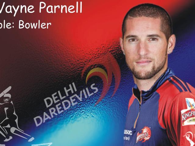 Wayne Parnell_South Africa Cricket Team_