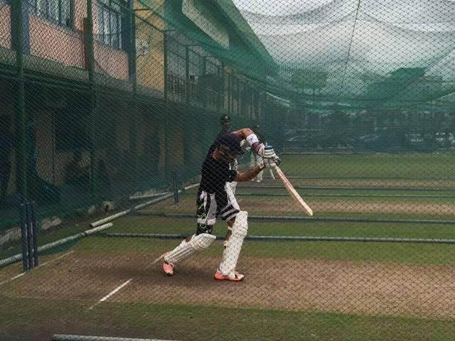 team India practise match against board president eleven
