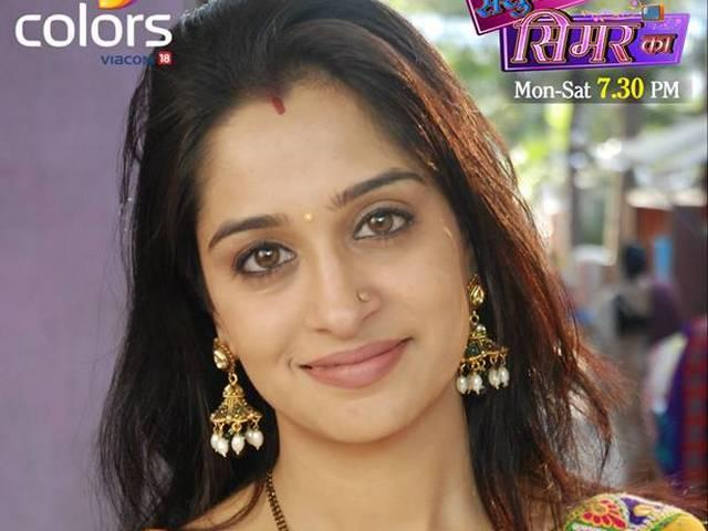 Dipika Kakar ends up with a real injury to shoot for accident sequence