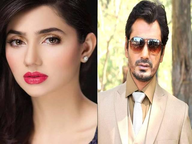 MAHIRA KHAN GETS JITTERY OVER A SCENE WITH NAWAZUDDIN