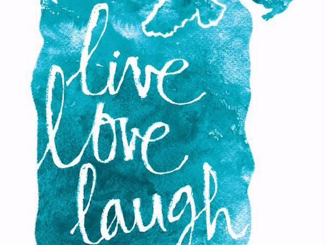 The Live Love Laugh Foundation…coming soon!