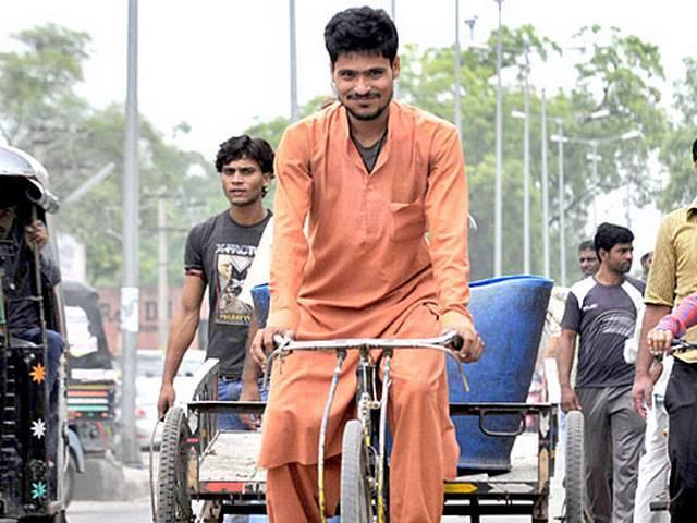 jaipur_rickshaw_driver Mohammed Abid Qureshi
