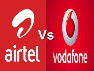 airtel vs vodadone Jio has prepaid plans priced at rs 198, rs 398, rs 448 and rs 498 that offer 2gb per day data for the validity period.