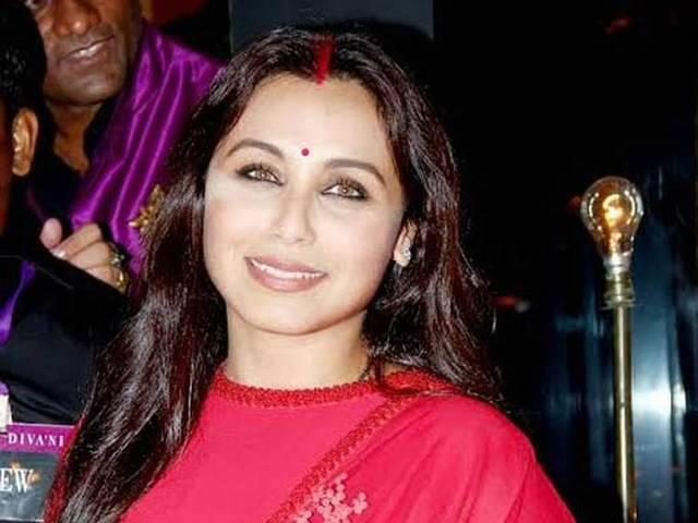 Rani Mukerji is pregnant!
