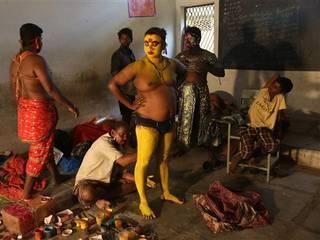 India Hindu Festival Bonalu