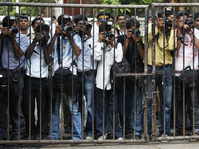 Attacks on media on the rise in India